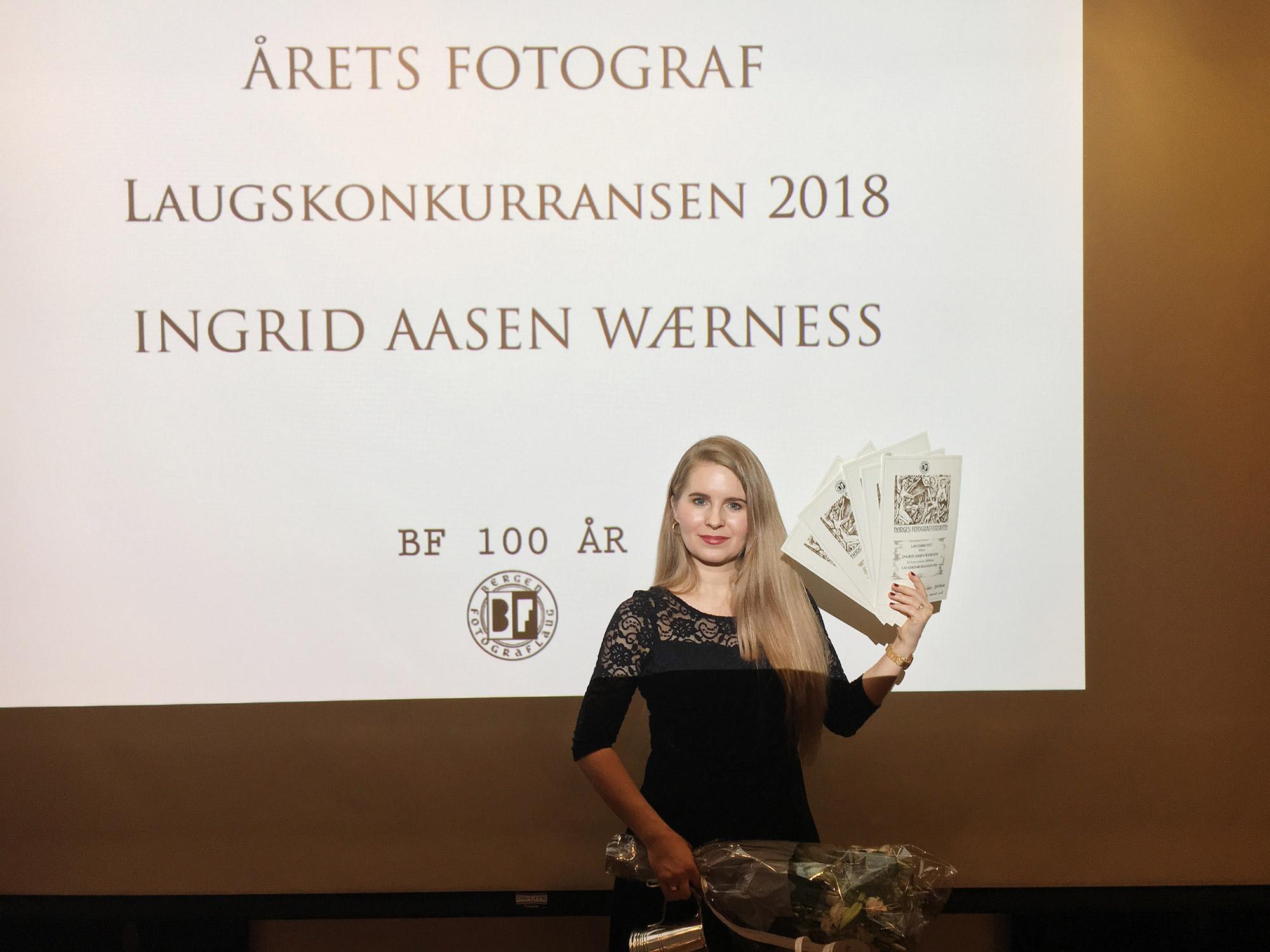 Årets Fotograf 2018